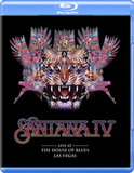 Santana / Santana IV - Live At The House Of Blues Las Vegas (Blu-ray)