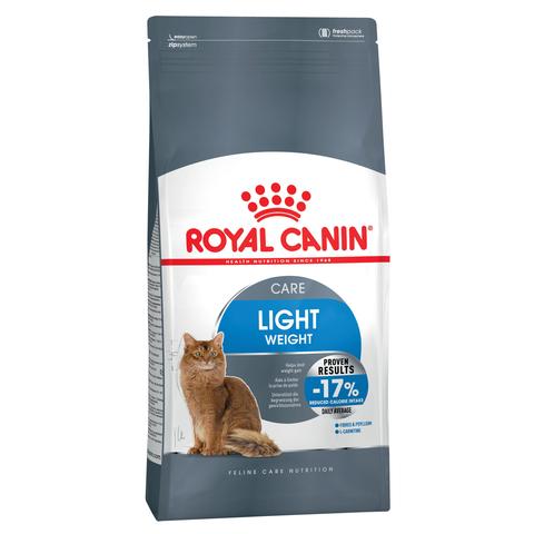 Royal Canin Light Weight Care сухой корм для кошек склонных к полноте 400 г