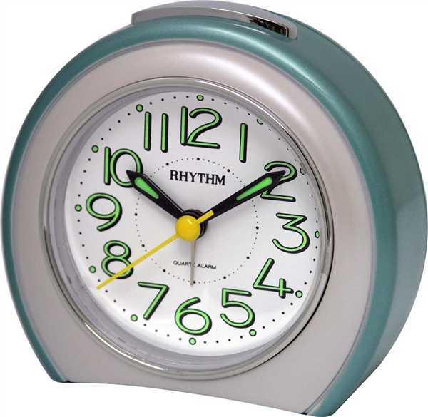 Настольные часы-будильник Rhythm CRE804NR05