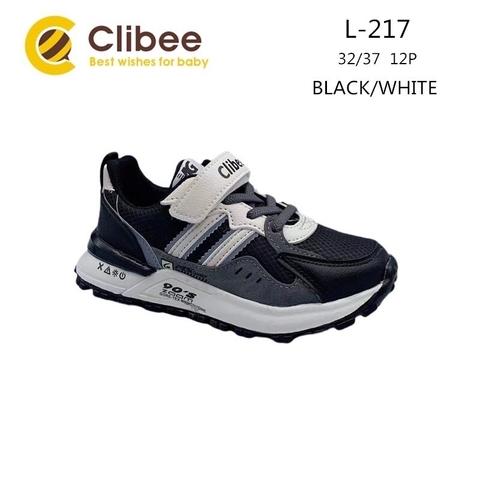 Clibee L217 Black/White 32-37