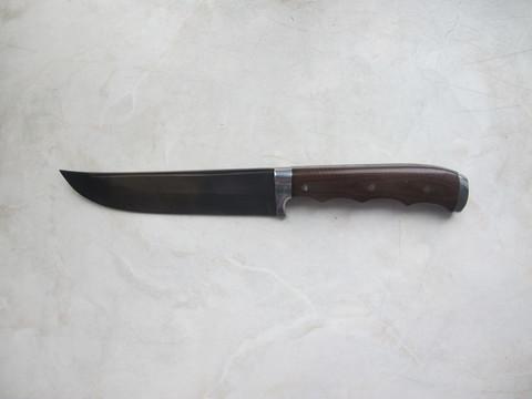 Пчаки по 1200 рублей. Узбекский кухонный нож. Клинок Прямой или Изогнутый. Углеродистая сталь ШХ15. Рукоять узкая- Огнепрочный Текстолит.