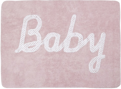 Ковер Lorena Canals Baby Petit Point Pink (120 x 160)