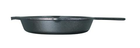 Сковорода чугунная  с лого Made in Amerika, артикул L8SKMIA20