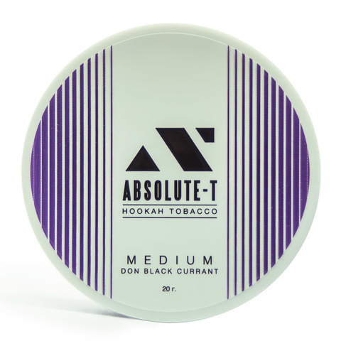 Табак Absolute-T Med 20 гр Don Black Currant