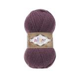Пряжа Alize Alpaca Royal пыльная роза 169