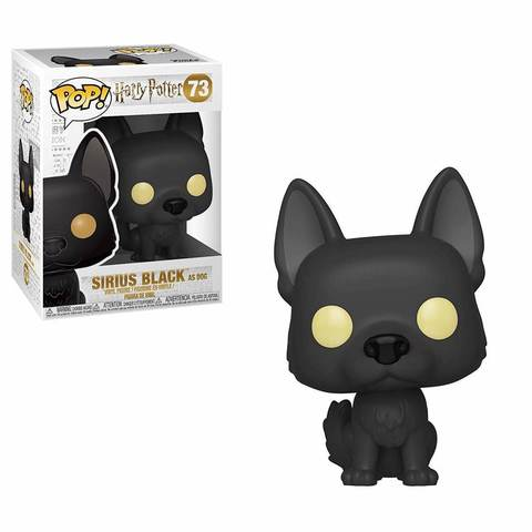 Sirius Black as Dog (Harry Potter) Funko Pop!