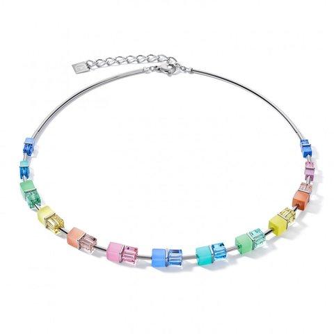 Колье Multicolor Pastel 5020/10-1522