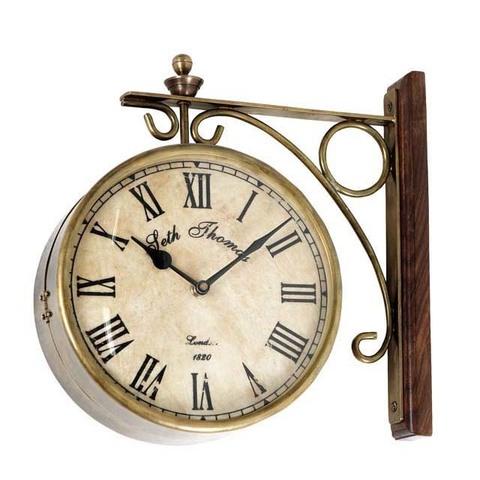 Часы Eichholtz 104409 Station