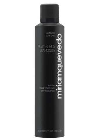 Успокаивающий бриллиантовый сухой шампунь-люкс / Miriamquevedo Platinum & Diamonds Scalp Soothing Dry Shampoo