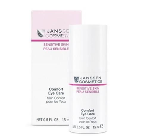JANSSEN COSMETICS Крем для  чувствительной кожи  вокруг глаз | Comfort Eye Care