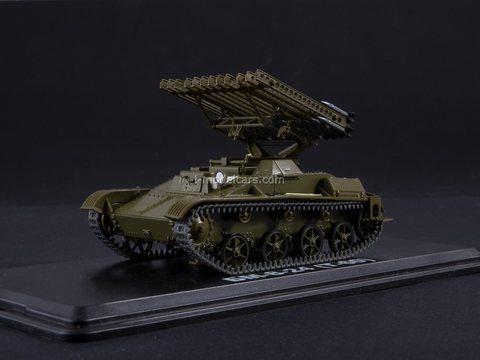 Tank BM-8-24 (T-60) Our Tanks #43 MODIMIO Collections