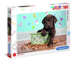 Puzzle PZL 180 LOVELY PUPPY