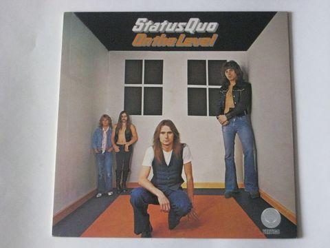 Status Quo / On The Level (LP)
