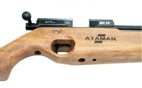 Пневматическая винтовка Ataman ML15 6,35 мм (Дерево)(ML15 C16)