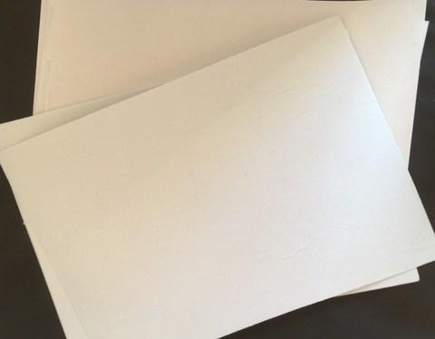 065-6256 Фетр Белый Самоклеющийся, А4