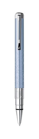 Шариковая ручка Waterman Perspective, цвет: Azure CT, стержень Mblue