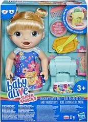 Кукла Hasbro Baby Alive Малышка и макароны