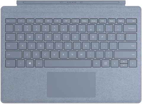 Клавиатура Microsoft Surface Pro 5/6/7 Signature Type Cover (Ice Blue)