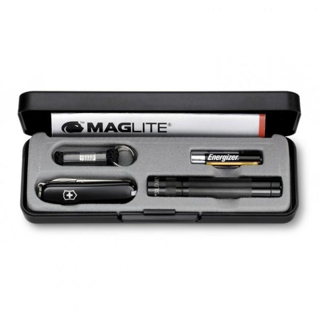 Набор нож Victorinox и фонарь Maglite (4.4014)