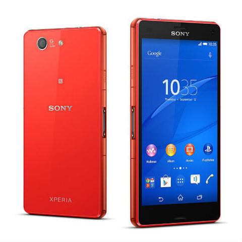 Sony Xperia Z3 Compact (D5803) Red - Красный