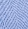 Пряжа Alize Lanagold 800 40 (Голубой)