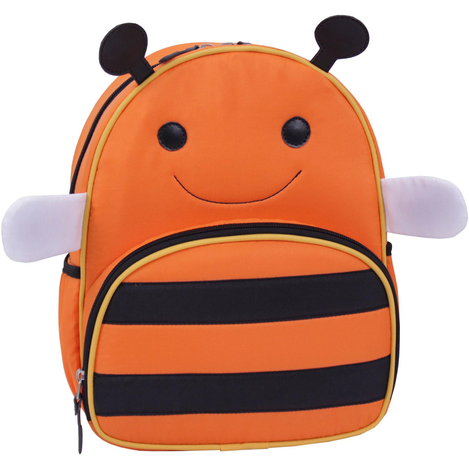 Детские рюкзаки Рюкзак Bagland Bee 5 л. оранжевый (0051115) IMG_6712.JPG