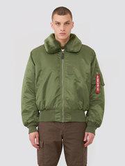 Куртка Alpha Industries B-15 Sage Green (Зеленая)