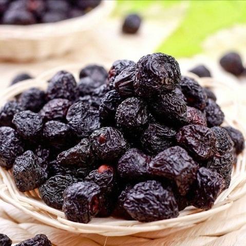 Рябина черноплодная, ягода сушёная