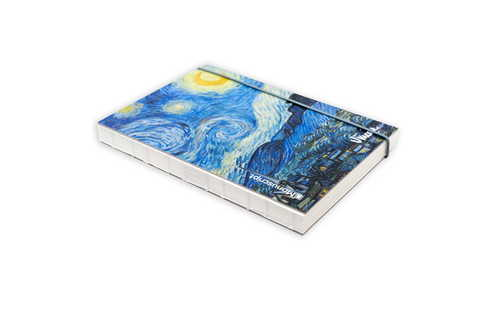 Скетчбук Manuscript Van Gogh 1889 S - А5