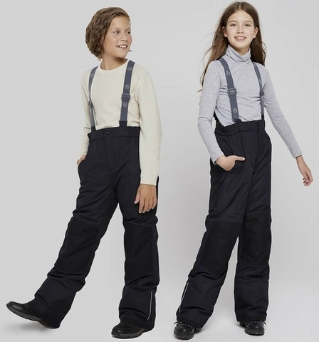 Premont брюки зимние WP73782 BLACK