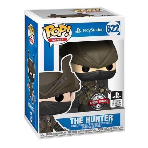 Фигурка Funko POP! Games Bloodborne The Hunter (MT) (Exc) 50435