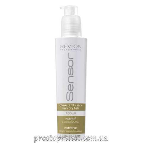 Revlon Professional Sensor Shampoo Nutritive - Шампунь-кондиционер питательный