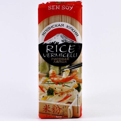 Лапша рисовая Rice Vermicelli Sen Soy, 300г