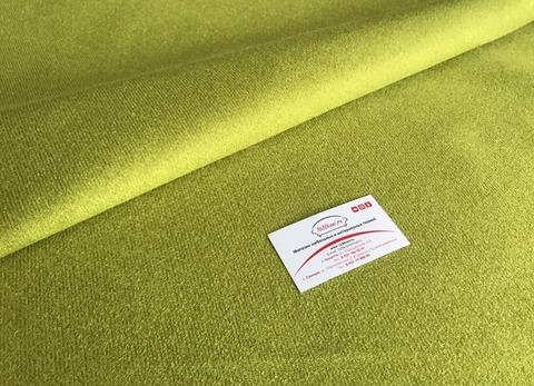 Велюр Кашемир 06 зеленый