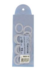 Кольца для вязания RKR-19 15 штук в чехле d 19 мм