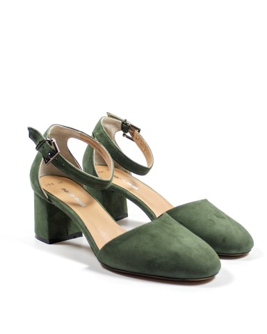 зеленые туфли Mario Muzi