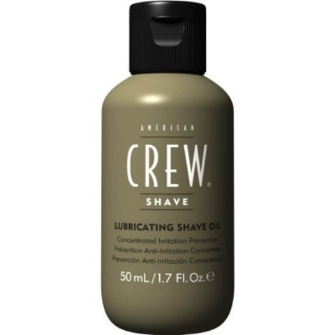 American Crew Shave: Масло для бритья (Lubricating Shave Oil), 50мл