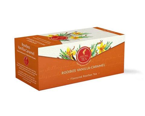 купить Чай травяной в пакетиках Julius Meinl Rooibos Vanilla-Caramel, 25 пак/уп