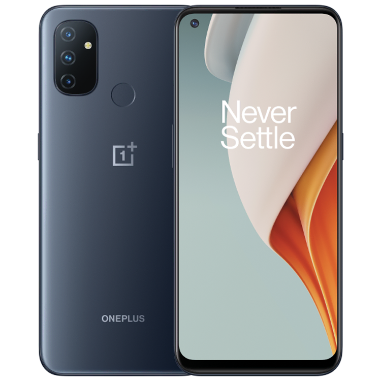 OnePlus Nord N100 OnePlus Nord N100 4.64GB Midnight Frost (Черный) 1.png