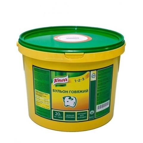 Бульон говяжий Knorr 8кг