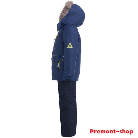 Зимний комплект Premont Пик Логан WP92265 BLUE