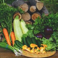 Набор из домашних овощей и зелени 5,5 кг