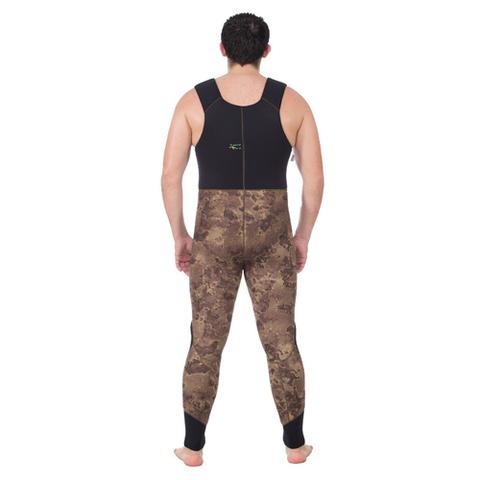 Гидрокостюм Marlin Skilur 2.0 Oliva 10 мм штаны – 88003332291 изображение 3