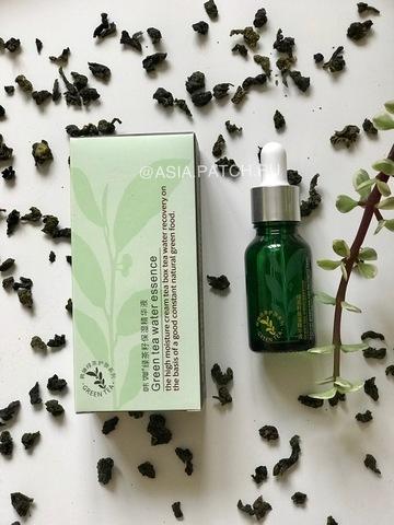 Увлажняющая сыворотка с экстрактом зеленого чая Rorec Green Tea Water Essence, 15 мл