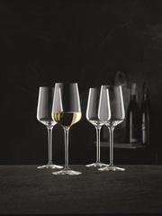 Набор из 4-х бокалов для вина White Wine ViNova, 380 мл, фото 2
