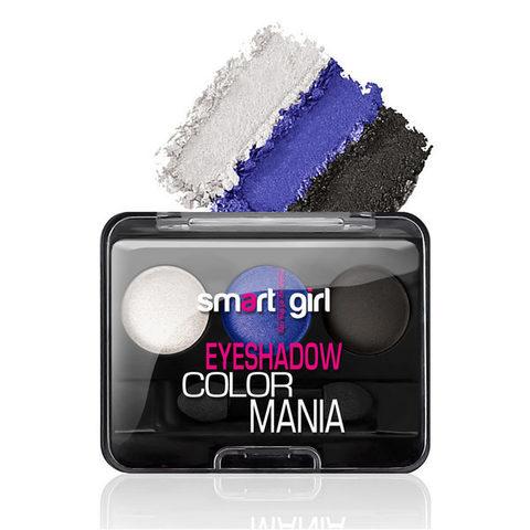 Тени для век Smart Girl Color Mania, сборка 33