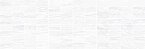 Декор Zen мозаичный белый MM60070 200х600