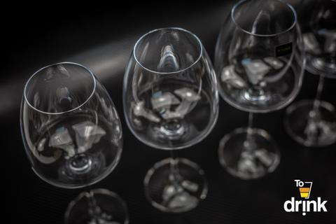 Набор из 6 бокалов для вина Alizee, 610 мл
