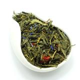Чай клубника со сливками