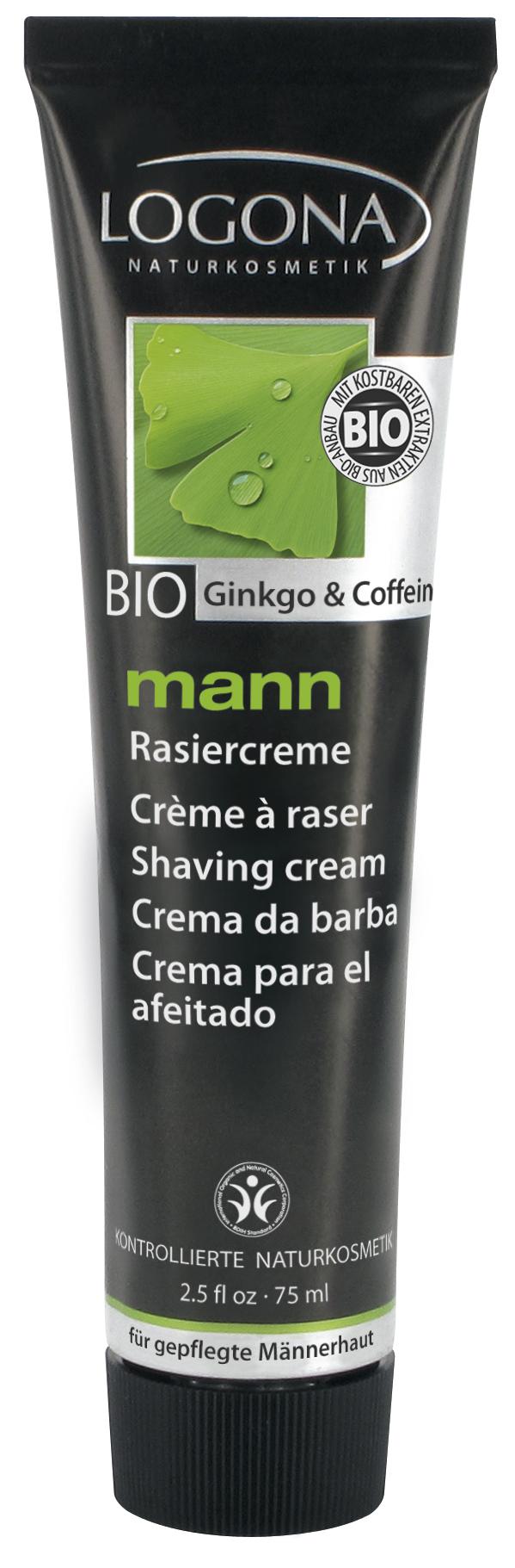 LOGONA Man Крем для бритья